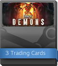Book of Demons Booster-Pack