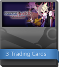 UNDER NIGHT IN-BIRTH Exe:Late Booster-Pack