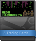 Neon Hardcorps Booster-Pack
