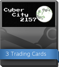 Cyber City 2157: The Visual Novel Booster-Pack
