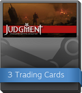 Judgment: Apocalypse Survival Simulation Booster-Pack