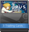 OPUS: The Day We Found Earth Booster-Pack