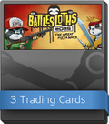 BATTLESLOTHS 2025: The Great Pizza Wars Booster-Pack