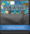 Cyborg Detonator Booster-Pack