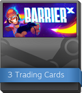 BARRIER X Booster-Pack