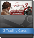 Syberia 3 Booster-Pack