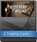 Yesterday Origins Booster-Pack