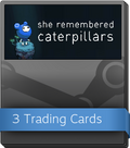 She Remembered Caterpillars Booster-Pack