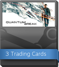 Quantum Break Booster-Pack