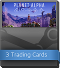 PLANET ALPHA Booster-Pack