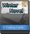 Winter Novel Booster-Pack