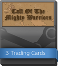 Call Of The Mighty Warriors Booster-Pack