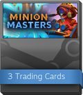 Minion Masters Booster-Pack