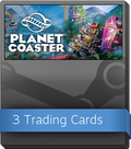 Planet Coaster Booster-Pack