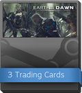 EARTH'S DAWN Booster-Pack