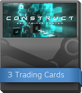 Construct: Escape the System Booster-Pack