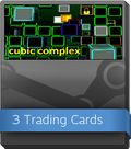 Cubic complex Booster-Pack