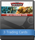 Warhammer 40,000: Sanctus Reach Booster-Pack