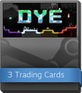 DYE Booster-Pack