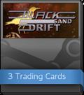 Black Sand Drift Booster-Pack