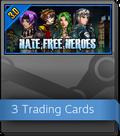 Hate Free Heroes RPG 2.0 Booster-Pack