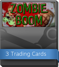 Zombie Boom Booster-Pack