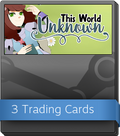 This World Unknown Booster-Pack