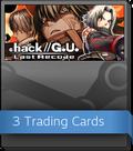 .hack//G.U. Last Recode Booster-Pack