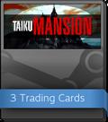 TAIKU MANSION Booster-Pack