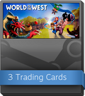 World to the West Booster-Pack