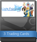 Light Fairytale Episode 1 Booster-Pack