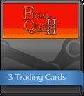 Final Quest II Booster-Pack