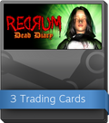Redrum: Dead Diary Booster-Pack