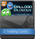 Balloon Blowout Booster-Pack