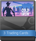 Cold Iron Booster-Pack
