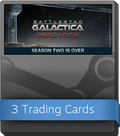 Battlestar Galactica Deadlock Booster-Pack
