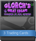 Glorch's Great Escape: Walking is for Chumps Booster-Pack