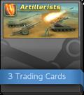 Artillerists Booster-Pack
