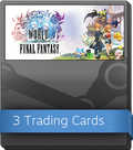 WORLD OF FINAL FANTASY Booster-Pack