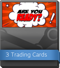 Are You Ready? Booster-Pack