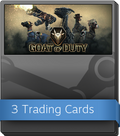 GOAT OF DUTY Booster-Pack