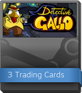 Detective Gallo Booster-Pack