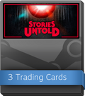 Stories Untold Booster-Pack
