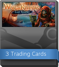 World Keepers: Last Resort Booster-Pack