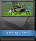AffordaGolf Online Booster-Pack