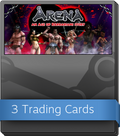 ARENA an Age of Barbarians story Booster-Pack