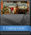 Holiday Bonus GOLD Booster-Pack