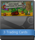 City Siege: Faction Island Booster-Pack