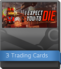 I Expect You To Die Booster-Pack
