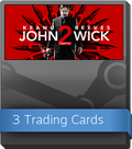 John Wick Chapter 2 Booster-Pack